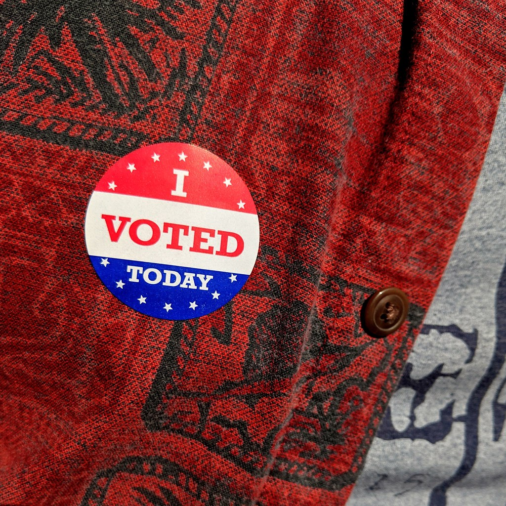 Image of a US Voter.