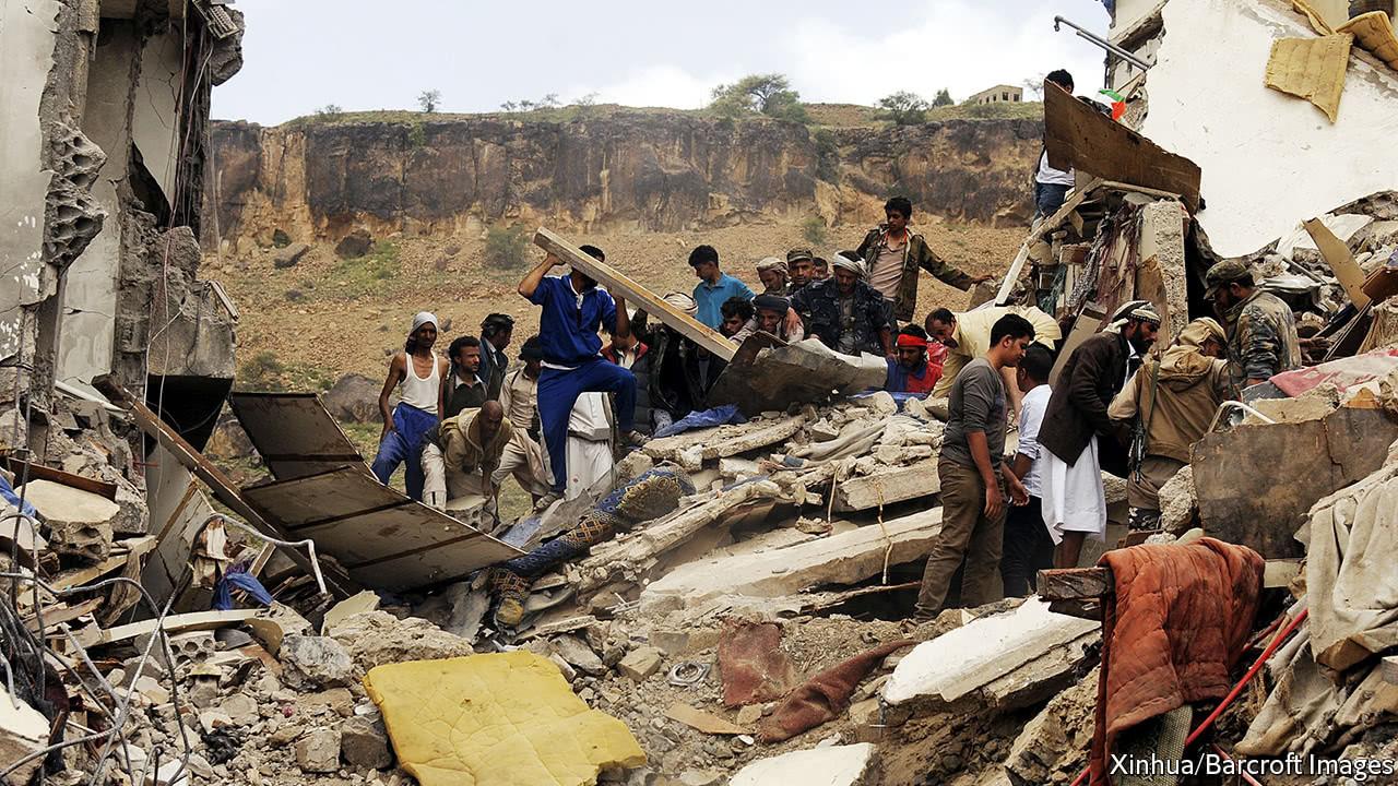 Aftermath of Yemen Conflict