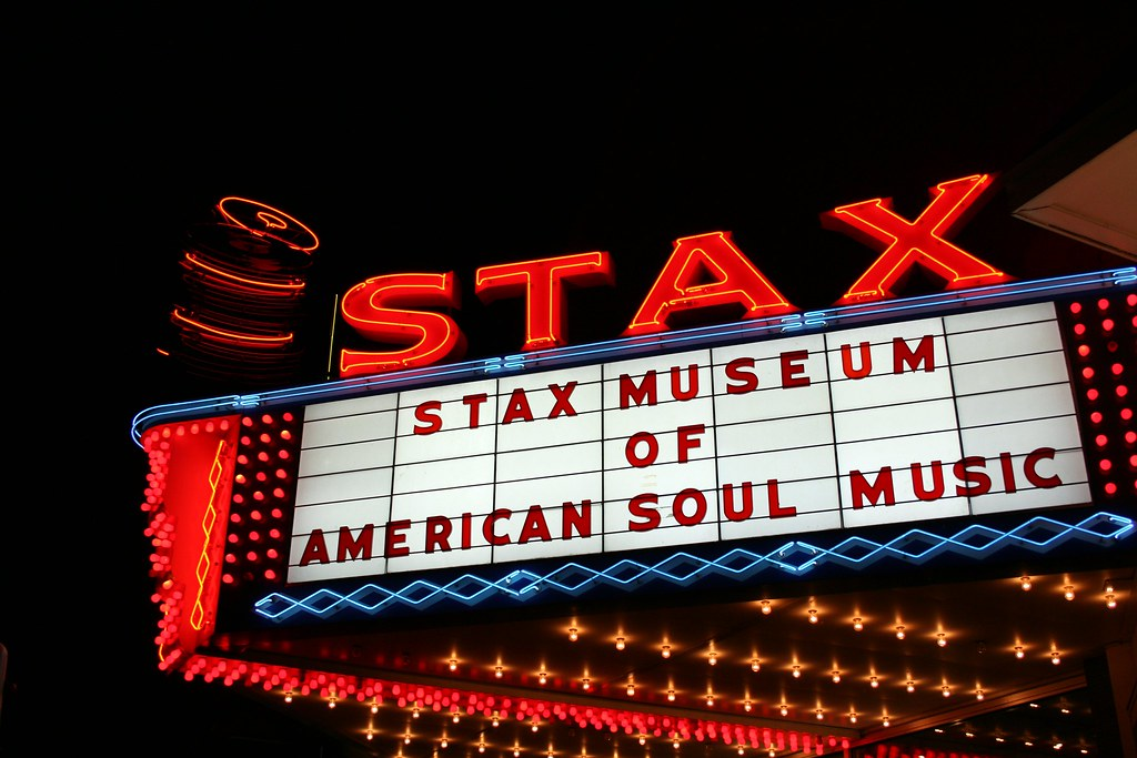 """""""The Stax Museum"""""""