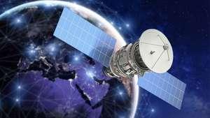Satellite Graphic