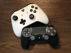 Video Game Console Controllers.