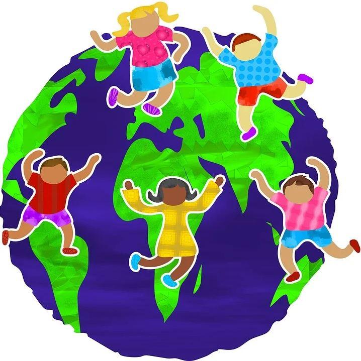 The youth around the world.